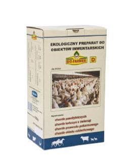 Biofarmer D dla drobiu 1kg