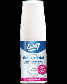 Labo 7 antybakteryjny płyn do desek sedesowych 40 ml