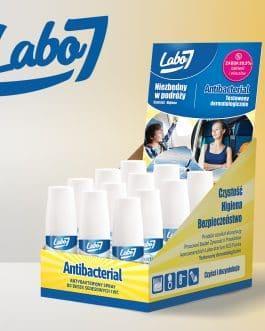 Antybakteryjny płyn do dezynfekcji  40 ml
