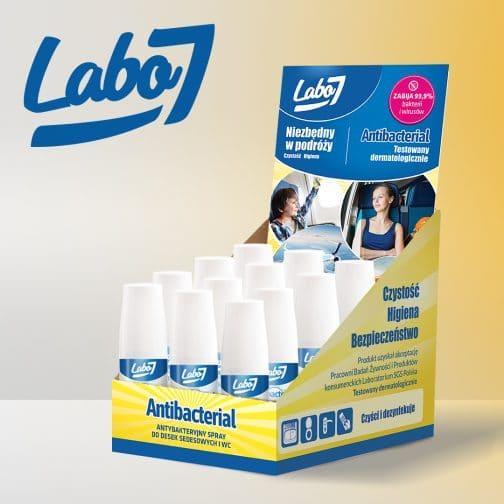 labo7 turystyczny 504x504 - Antybakteryjny płyn do dezynfekcji  40 ml
