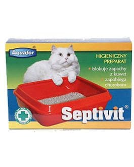 Aquafor Septivit - preparat do kuwet - 4x20g
