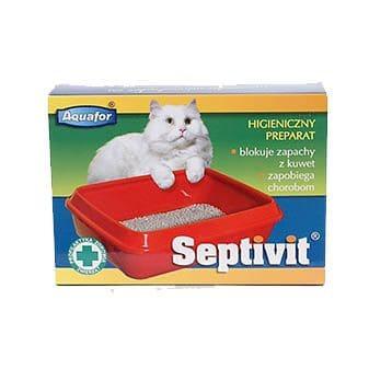 Septivit - Preparat Neutralizator Bakterie do Kuwet - 4 saszetki