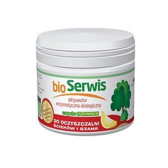 BioSerwis cytryna 400g