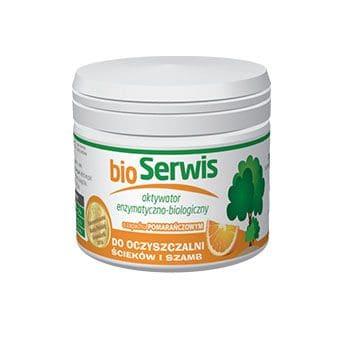 3 - Aquafor Bioserwis pomarańcza - udrażniacz do rur i kanalizacji 200g