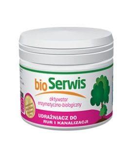 Aquafor Bio serwis – udrażniacz do rur i kanalizacji – 250g
