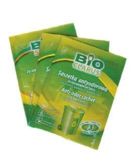 Aquafor Saszetka antyodorowa do śmietników- opakowanie 20 saszetek