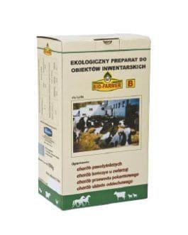 Aquafor Biofarmer B dla bydła 1kg