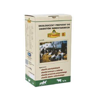 Biofarmer D dla bydla - Aquafor Biofarmer B dla bydła 1kg