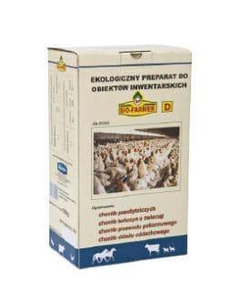 Aquafor Biofarmer D dla drobiu 1kg