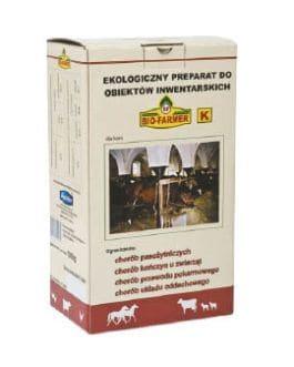 Aquafor Biofarmer T preparat do obiektów inwentarskich dla koni 1kg