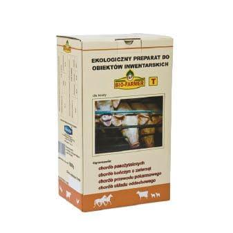 Aquafor Biofarmer T preparat  do pomieszczeń z trzodą 1kg