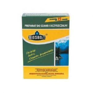Biosanit  Bakterie do Szamba Oczyszczalni 5 saszetek
