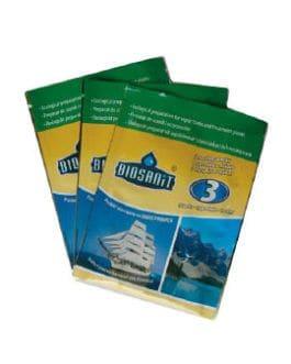 Aquafor Biosanit preparat do szamba opakowanie 20 saszetek