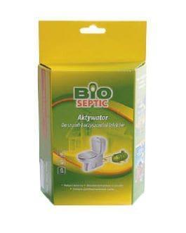 Bioseptic - Aktywator Bakterie Preparat do Szamb Oczyszczalni - 300g