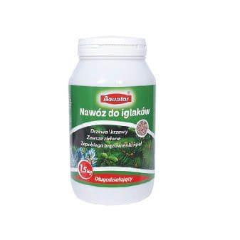 Aquafor Nawóz do iglaków długodziałający 1,5 kg