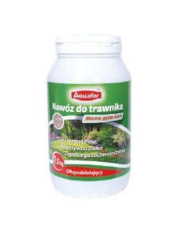 Aquafor Nawóz do trawnika gęsta darń – długodziałajacy 1,5 kg