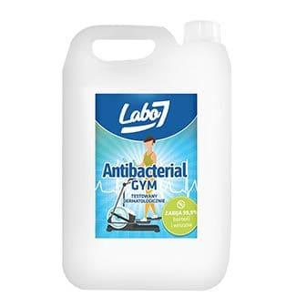 aquafor 0001 Gym 5l 1 - Labo7 GYM płyn antybakteryjny do dezynfekcji 5l