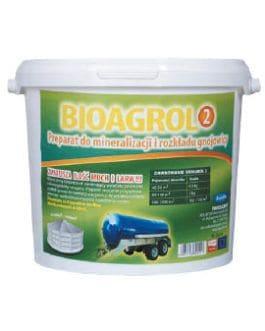 Aquafor Bioagrol preparat do rozkładu gnojowicy 5 kg