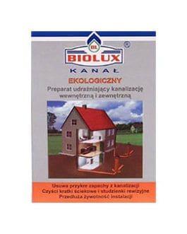 Aquafor BIOLUX – opakowanie 5 saszetek