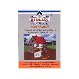 biolux saszetka - Aquafor BIOLUX kanał – opakowanie 5 saszetek