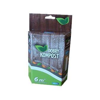 bobrykompost - Aquafor Dobry Kompost - preparat do kompostowania - 250g
