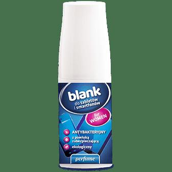 Blank for WOMEN  antybakteryjny płyn do czyszczenia telefonów 30ml