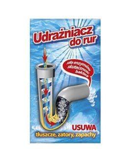 Aquafor Udrażniacz do rur – opakowanie 20 saszetek