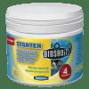 Biosanit 3D Starter 100x100 - Biosanit- do toalet przenośnych i latryn działkowych 250g