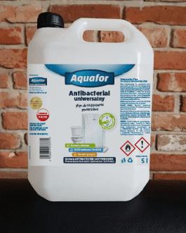 Antybakteryjny płyn do dezynfekcji powierzchni 5l
