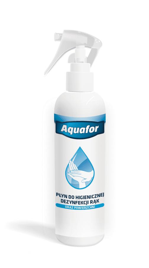 Płyn do higienicznej dezynfekcji rąk 500ml