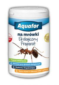 Aquafor EKOLOGICZNY Preparat Na Mrówki 500g