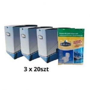 Biosanit Bakterie do Szamba Oczyszczalni 60 saszetek + gratis