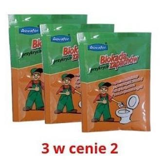 Neutralizator Przykrych Zapachów do Toalety 3szt