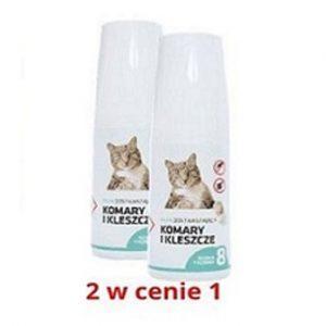 Płyn na kleszcze dla kota 2x 30ml